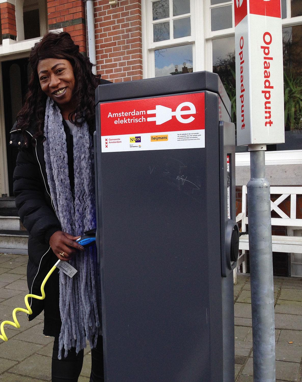 Duurzaam Ontwikkelen Gemeente Amsterdam